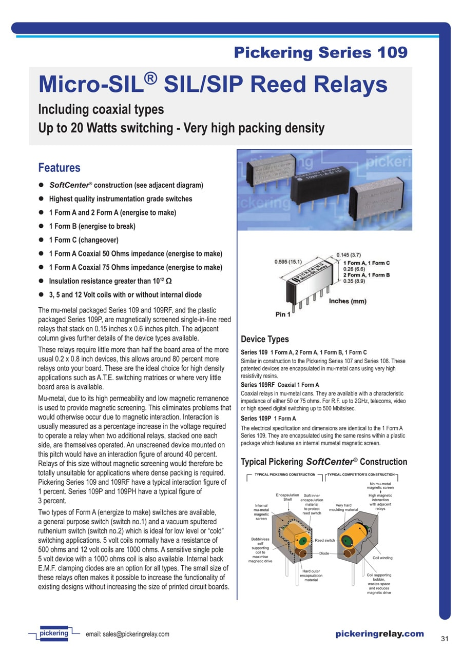 reed-relay-product-catalog-sept16-32-1 - Pickering Electronics Ltd