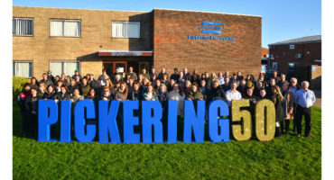 Pickering Electronics Celebrates 50 Years in Business