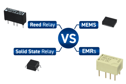 comparing relays with emrs ssr and mems switches