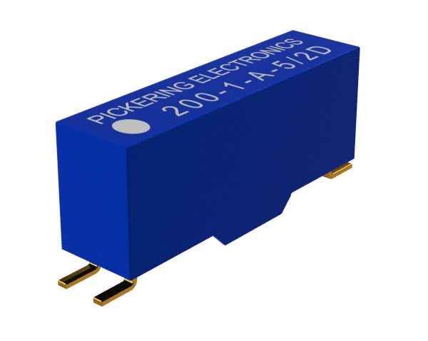200 SPST surface mount reed relay SMD