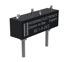 60 high voltage chassis mounting relays