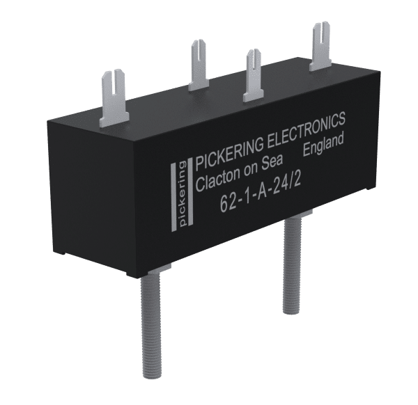 62 hv chassis mount reed relay
