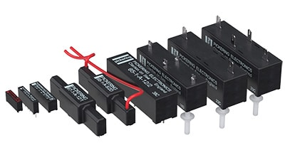 Multiple High Voltage Relay Inline